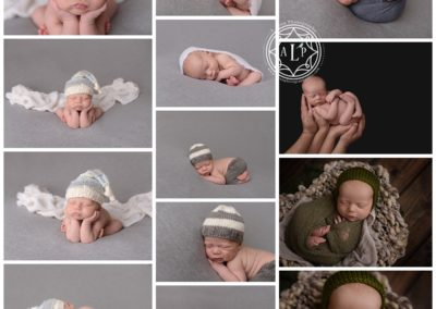 Newborn photographer cleveland ohio