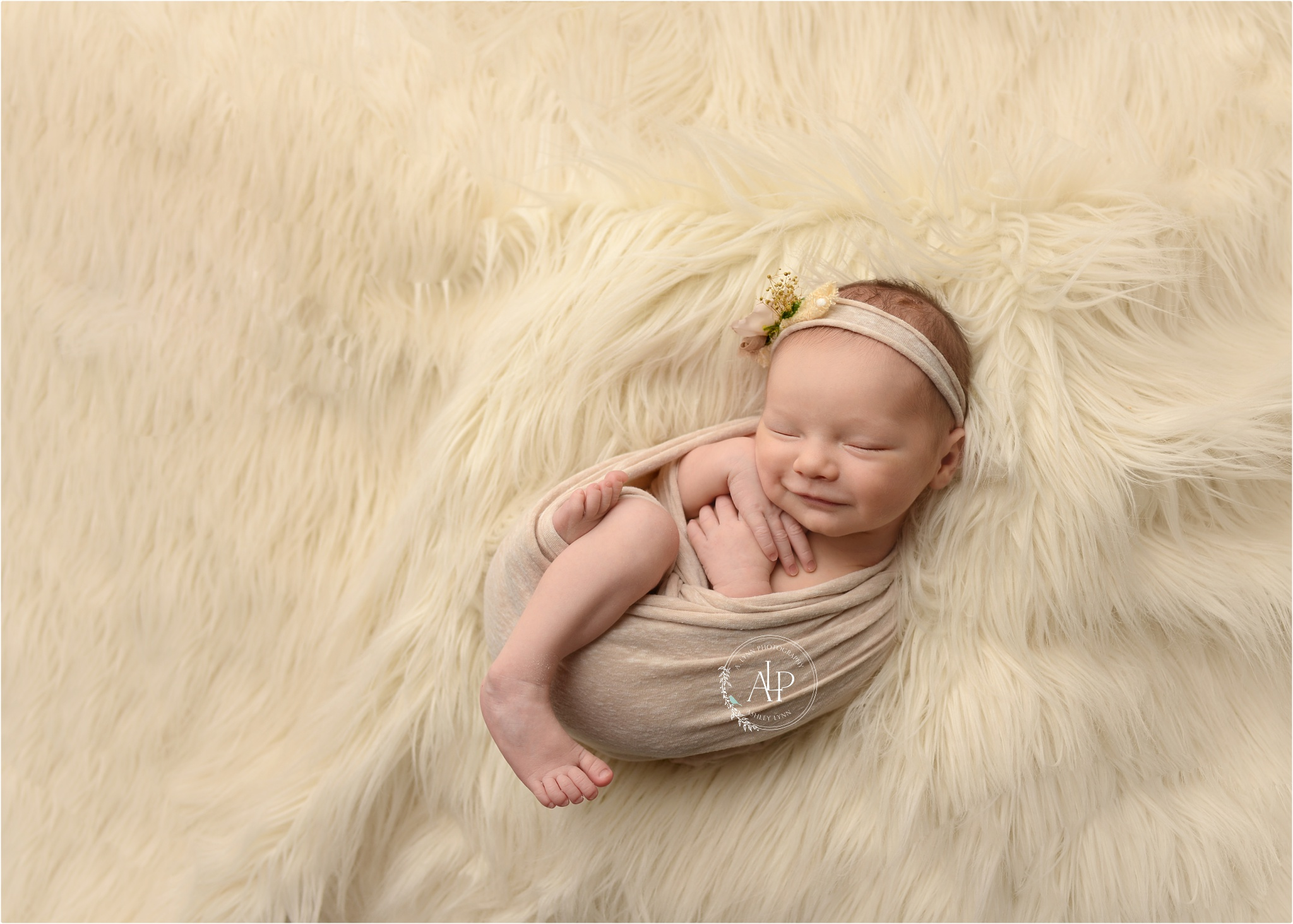 newborn photographer cleveland