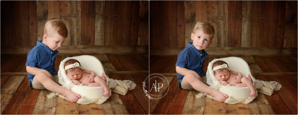 professional newborn photographer cleveland